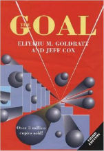 book summary the goal processes and Review: 'the goal: a process of ongoing improvement' by eliyahu goldratt the  best way to learn about a subject is to observe a person while they're living it.