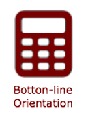 Bottom-line Orientation